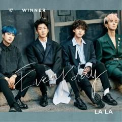 LA LA [Japanese] (Single) - WINNER