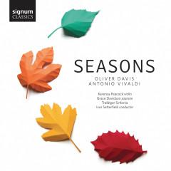 Oliver Davis & Antonio Vivaldi: Seasons - Grace Davidson, Kerenza Peacock, Ivor Setterfield