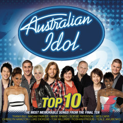 Australian Idol Top 10 - Various Artists
