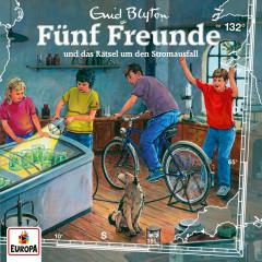 132/und das Rätsel um den Stromausfall - Fünf Freunde