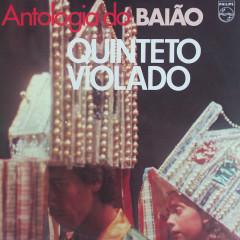 Antologia Do Baĩao - Quinteto Violado