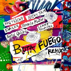 BOTA FUEGO (Remix) - Mau y Ricky, Nicky Jam, Dalex, Dímelo Flow, Justin Quiles