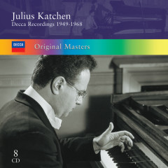 Julius Katchen: Decca Recordings 1949-1968 - Julius Katchen