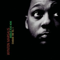 Marsalis Plays Monk - Standard Time Vol. 4 - Wynton Marsalis