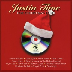 Justin Time for Christmas, Vol. 4 - Various Artists