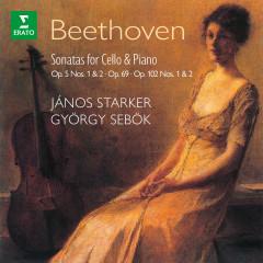 Beethoven: Complete Cello Sonatas - Janos Starker, György Sebök