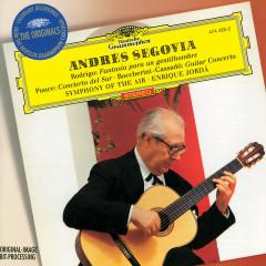 Andrés Segovia: Rodrigo / Ponce / Boccherini - Andres Segovia