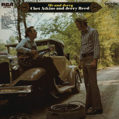 Me And Jerry - Chet Atkins, Jerry Reed