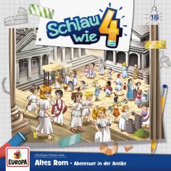 018/Altes Rom. Abenteuer in der Antike - Schlau wie Vier