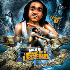Library of a Legend, Vol. 17 - Max B, French Montana