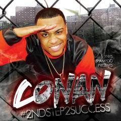 #2ndStep2Success - Conan