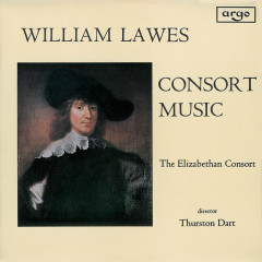 Lawes: Consort Music - Elizabethan Consort, Thurston Dart