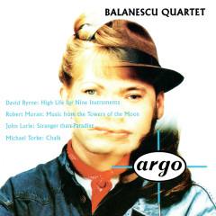 Byrne, Moran, Lurie & Torke: Works For String Quartet - Balanescu Quartet