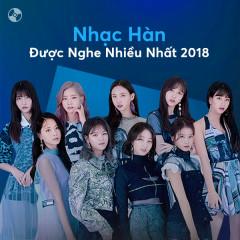 Nhạc Hàn Được Nghe Nhiều 2018