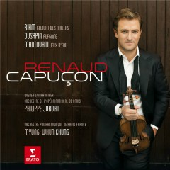 Renaud Capuçon plays Rihm, Dusapin & Mantovani - Renaud Capucon
