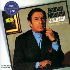 Bach: Sonatas And Partitas - Nathan Milstein