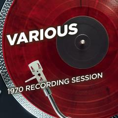 1970 Recording Session - Fausto Papetti