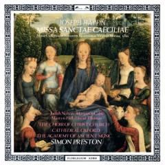 Haydn: Missa Sanctae Caecilae - Simon Preston, Judith Nelson, Margaret Cable, Martyn Hill, David Thomas