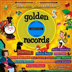 Golden Records: The Magic Lives On - Various Artists