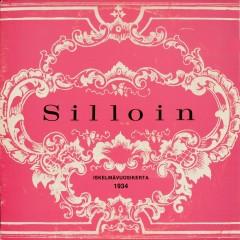 Silloin - Iskelmävuosikerta 1934 - Various Artists