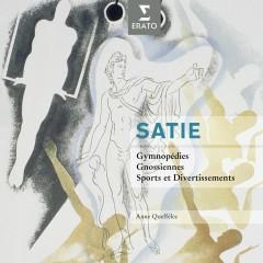 Satie: Gymnopédies, Gnossiennes, Sports et Divertissements - Anne Queffelec