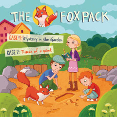01/Case 1: Mystery in the Garden/Case 2: Tracks of a Giant - The FoxPack