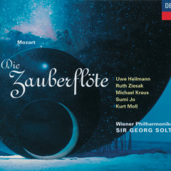 Mozart: Die Zauberflöte - Various Artists, Wiener Sangerknaben, Wiener Staatsopernchor, Wiener Philharmoniker, Sir Georg Solti