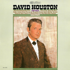Sings - David Houston