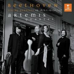 Beethoven: String Quartets Nos 6, 13 & Grosse fuge - Artemis Quartet
