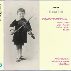 Baroque Violin Sonatas - Arthur Grumiaux, Riccardo Castagnone, Istvan Hajdu