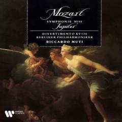 Mozart: Symphony No. 41, K. 551