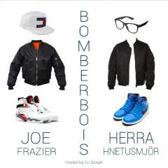 BomberBois - Herra Hnetusmjör, Joe Frazier