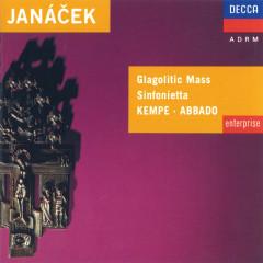Janacek: Glagolitic Mass; Sinfonietta - Teresa Kubiak, Anne Collins, Robert Tear, Wolfgang Schöne, John Birch