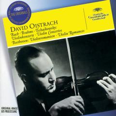 David Oistrach - Violin Concertos - David Oistrakh, Eugene Goossens, Franz Konwitschny