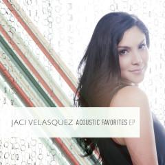Acoustic Favorites EP - Jaci Velasquez