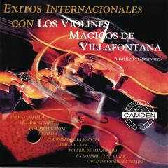 Exitos Internacionales Con Los Violines Magicos De Villafontana - Versiones Originales - Los Violines de Villafontana