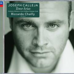 Tenor Arias - Joseph Calleja, Orchestra Sinfonica di Milano Giuseppe Verdi, Riccardo Chailly