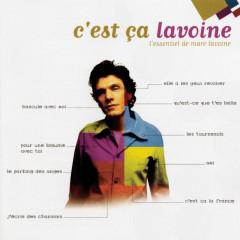 C'est ca Lavoine - Marc Lavoine