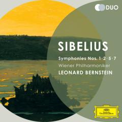 Sibelius: Symphonies Nos.1, 2, 5 & 7 - Wiener Philharmoniker, Leonard Bernstein