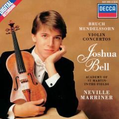 Bruch: Violin Concerto No. 1 / Mendelssohn: Violin Concerto - Joshua Bell, Academy of St. Martin in the Fields, Sir Neville Marriner