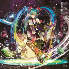 Virtual Pop Star - Mitchie M, Hatsune Miku