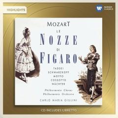 Mozart: La Nozze Di Figaro - Carlo Maria Giulini