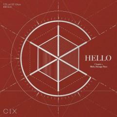 Hello Chapter 2: Hello, Strange Place (EP) - CIX