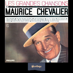 Heritage - A l'Alhambra - 1956 - Maurice Chevalier
