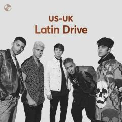 Latin Drive - CNCO, Camilo, Anuel AA, Shakira
