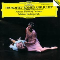 Prokofiev: Romeo and Juliet, Opp.64a & b - National Symphony Orchestra Washington, Mstislav Rostropovich