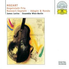 Mozart: Kegelstatt-Trio; Nannerl-Septett; Adagio & Rondo - Ensemble Wien-Berlin, James Levine