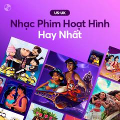 Nhạc Phim Hoạt Hình Hay Nhất - Various Artists
