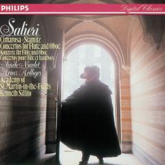Salieri/Stamitz/Cimarosa: Concertos for Flute & Oboe - Aurèle Nicolet, Heinz Holliger, Academy of St. Martin in the Fields, Kenneth Sillito