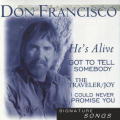 Signature Songs - Don Francisco